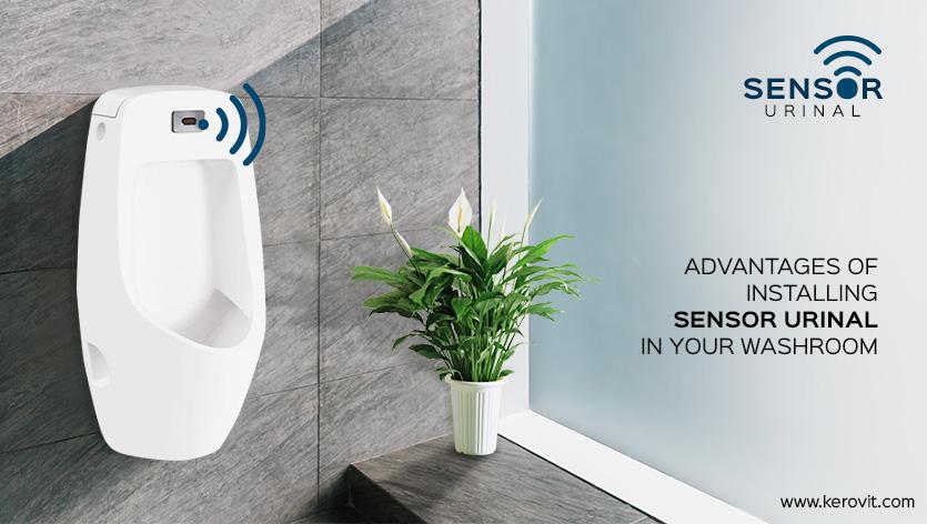 sensor-urinal
