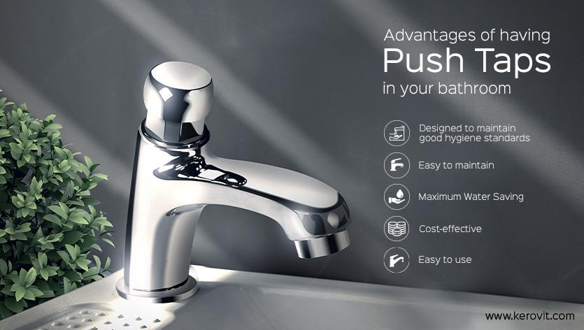 push tap