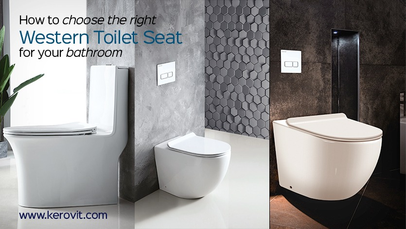 How to Choose the Right Western Toilet Seat for Your Bathroom