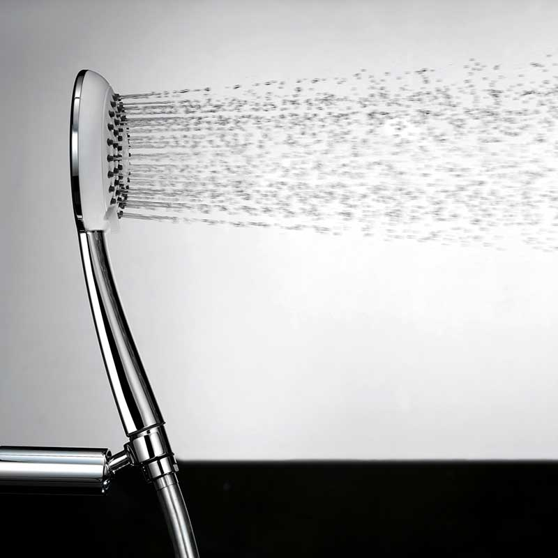 Hand Held Shower- Three Flow